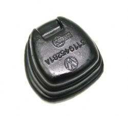 nos_genuine_vw_tail_light_rubber_cap_with_flat_terminal_slot_70-73