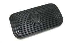 nos_genuine_vw_brake--and--automatic_pedal_rubber_with_vw_logo_8fslash72-79